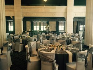 The Ballroom at Mckay Tower Event Venue