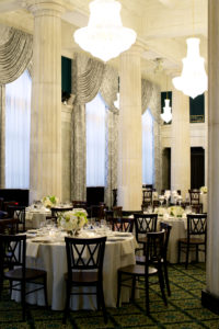 Wedding Venue with Exceptional Architecture and Beautiful Furnishings.
