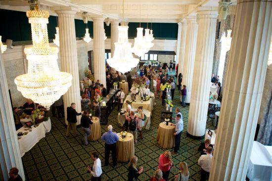 Ballroom at McKay Venue Social Event Space in Grand Rapids