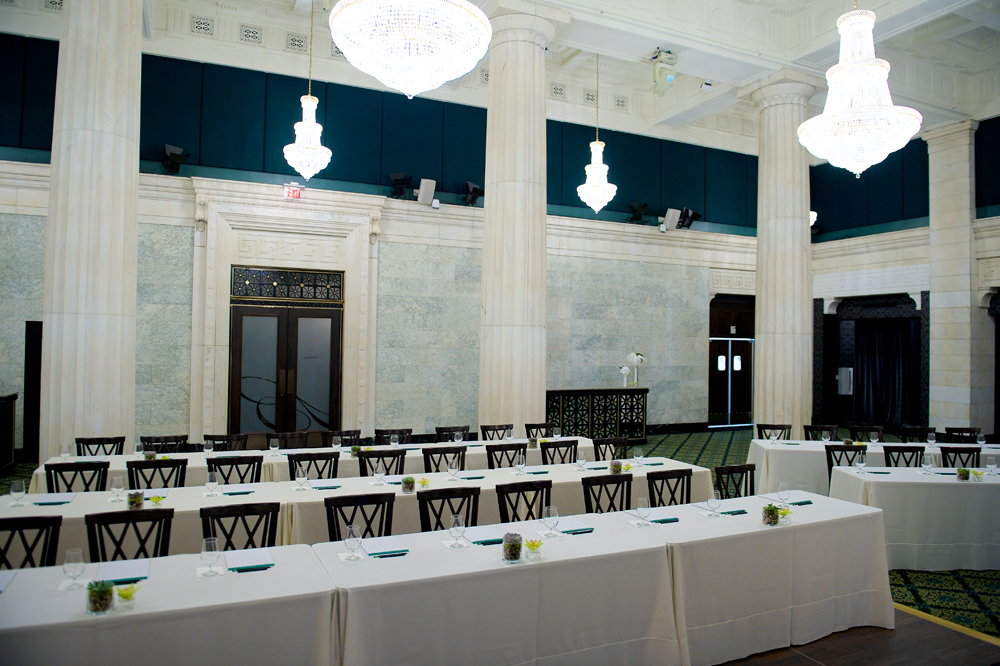 Business Meeting & Event Space at Ballroom at McKay