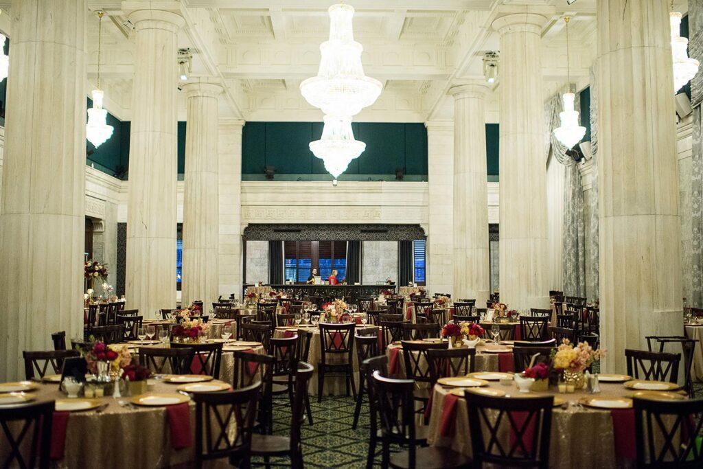 The Ballroom at McKay, View of Bar