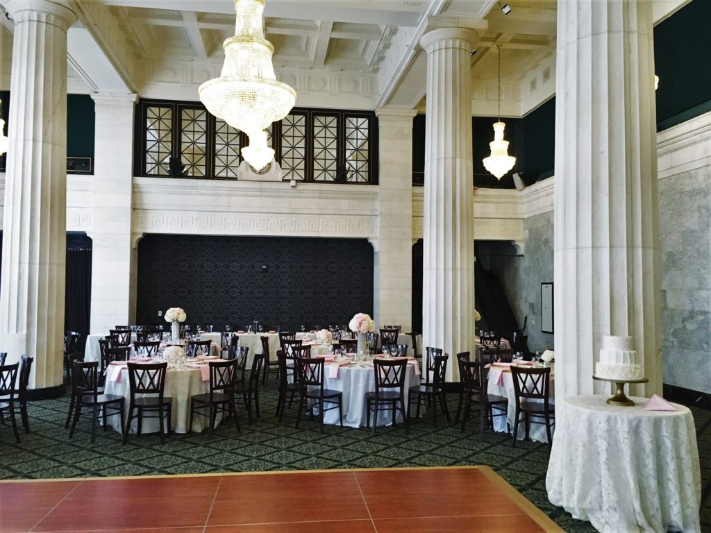 Grand Rapids Wedding Venue Ballroom